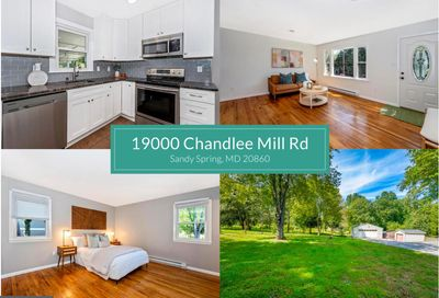 19000 Chandlee Mill Road Sandy Spring MD 20860
