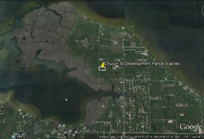 W1/2lot 20 Church North Street Santa Rosa Beach FL 32459
