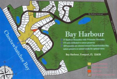 Lot 63 N Sunset Harbour Freeport FL 32439