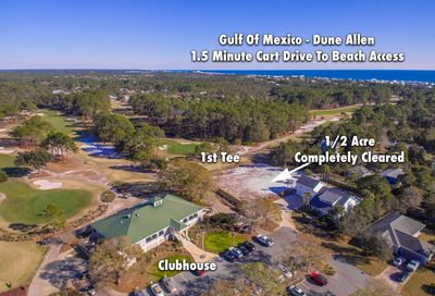 Lot 5 Golf Club Drive Santa Rosa Beach FL 32459