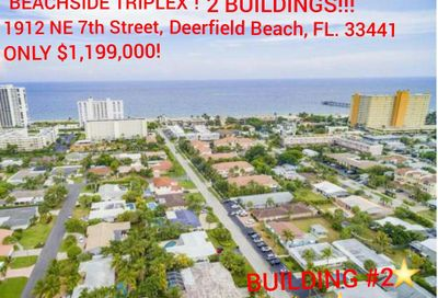 1912 NE 7th Street Deerfield Beach FL 33441