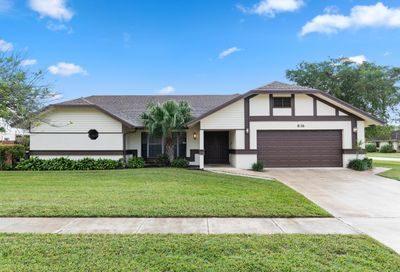 836 Silverbell Lane Wellington FL 33414
