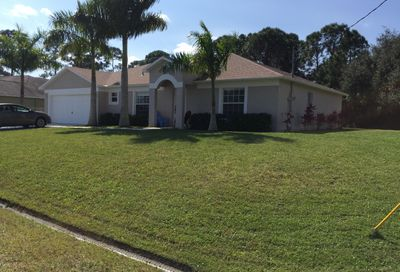 1592 SW Dow Lane Port Saint Lucie FL 34953