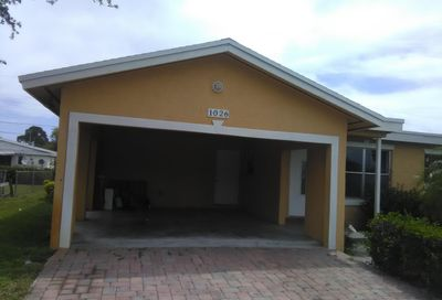 1026 S 14th Place Lantana FL 33462