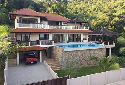 1 Banyan Villa, Bophut,Koh Samui Out Of Country Out of Country 00000