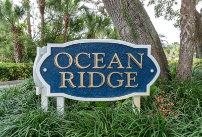 1918 Ocean Ridge Circle Vero Beach FL 32963