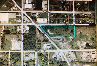 000 Angle Road /Avenue D Road Fort Pierce FL 34947