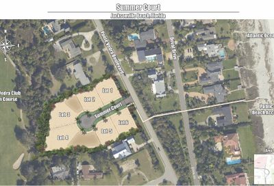 5 Summer (Lot 3) Ct Jacksonville Beach FL 32250