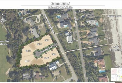 4 Summer (Lot 5) Ct Jacksonville Beach FL 32250