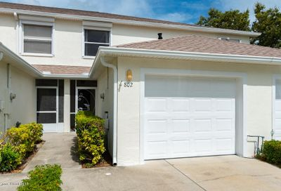 802 Mimosa Place Indian Harbour Beach FL 32937