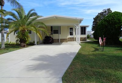 813 Thrush Circle Barefoot Bay FL 32976