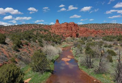 00 El Rojo Grande Ranch - Lot A Sedona AZ 86336
