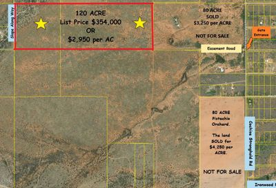 120 Ac Off Stronghold Road Cochise AZ 85606