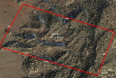 Lot 83 Sierra Highlands -- St Johns AZ 85936