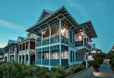 10 E Spanish Town Court Rosemary Beach FL 32461