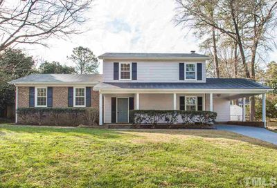 1004 Indian Trail Drive Raleigh NC 27609