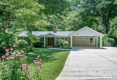 1418 Pineview Drive Raleigh NC 27606-2560