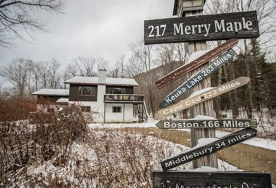 217 Merry Maple Drive Mendon VT 05701