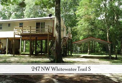 274 NW South Whitewater Mayo FL 32066