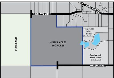 560 Acres Hesper & King Ave Billings MT 59106
