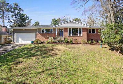 3306 Pine Meadow Road NW Atlanta GA 30327