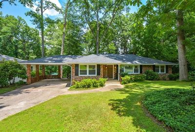 2152 Council Bluff Court NE Atlanta GA 30345
