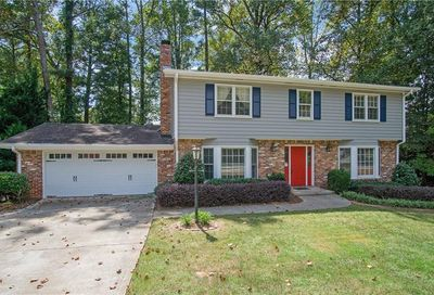 4847 Valley View Court Dunwoody GA 30338