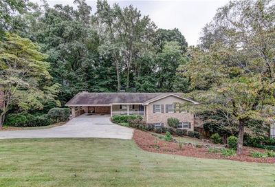 655 Amberidge Trail Sandy Springs GA 30328