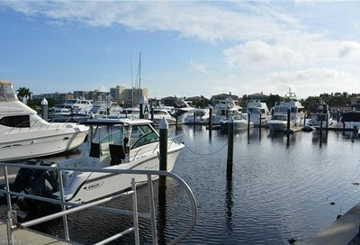 38 Ft. Boat Slip At Gulf Harbour A-1 Fort Myers FL 33908