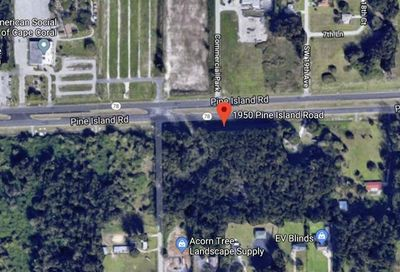 Corner Lot Cape Coral FL 33991