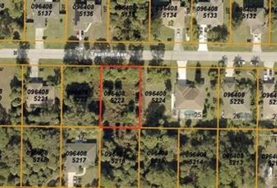 Taunton Ave North Port FL 34286