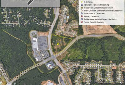 Cedarcrest Rd & Seven Hills Connector Dallas GA 30132