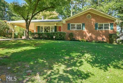 3419 Valley Ridge Ter SW Atlanta GA 30331-2445