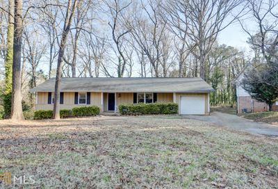 1438 Walnut Ridge Way Stone Mountain GA 30083-5639