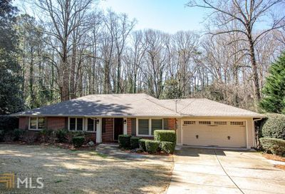 1401 Council Bluff Drive NE Atlanta GA 30345-4133