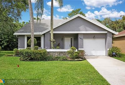 2411 Ginger Av Coconut Creek FL 33063