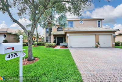 4920 NW 115th Way Coral Springs FL 33076