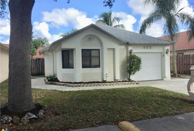603 Laurel Way North Lauderdale FL 33068
