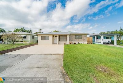 421 NW 48th Ct Oakland Park FL 33309