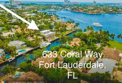 633 Coral Way Fort Lauderdale FL 33301
