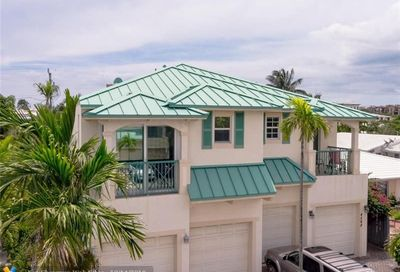 4550 Poinciana St Lauderdale By The Sea FL 33308
