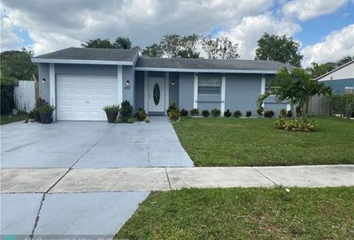 173 SW 72nd Ter Margate FL 33068