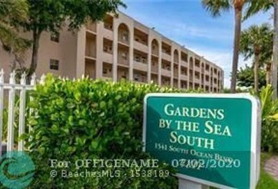 1541 S Ocean Blvd Lauderdale By The Sea FL 33062