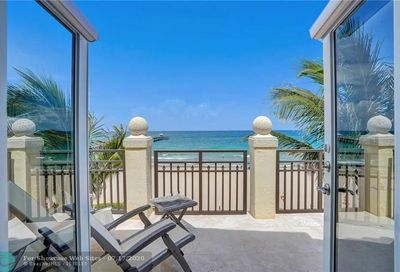 4340 El Mar Dr Lauderdale By The Sea FL 33308