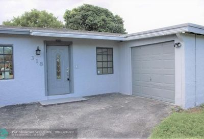 318 SW 77th Ave North Lauderdale FL 33068