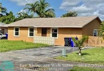 541 SW 83rd Ave North Lauderdale FL 33068