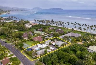 4711 Kahala Avenue Honolulu HI 96816