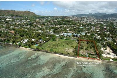4433 Kahala Avenue Honolulu HI 96816