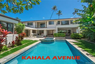 4714 Kahala Avenue Honolulu HI 96816