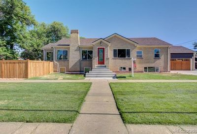 2506 Glencoe Street Denver CO 80207